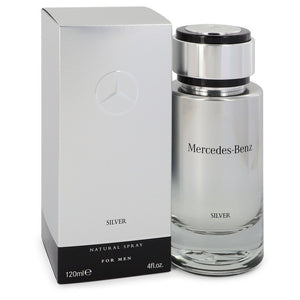 Mercedes Benz Silver Eau De Toilette Spray By Mercedes Benz 542482