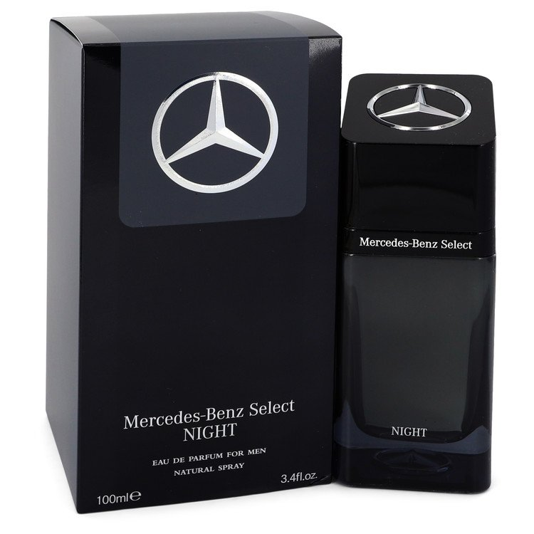 Mercedes Benz Select Night Eau De Parfum Spray By Mercedes Benz 550451