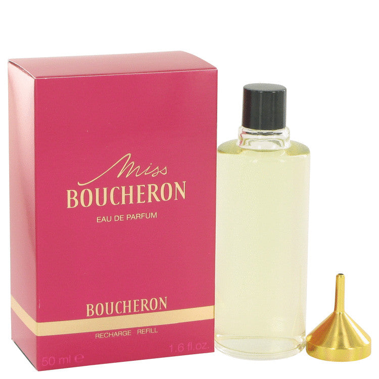 Miss Boucheron Eau De Parfum Spray Refill By Boucheron 459226
