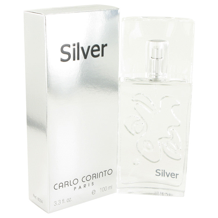 Load image into Gallery viewer, Carlo Corinto Silver Eau De Toilette Spray By Carlo Corinto 413049
