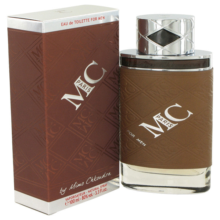 Mc Mimo Chkoudra Eau De Toilette Spray By Mimo Chkoudra 492373