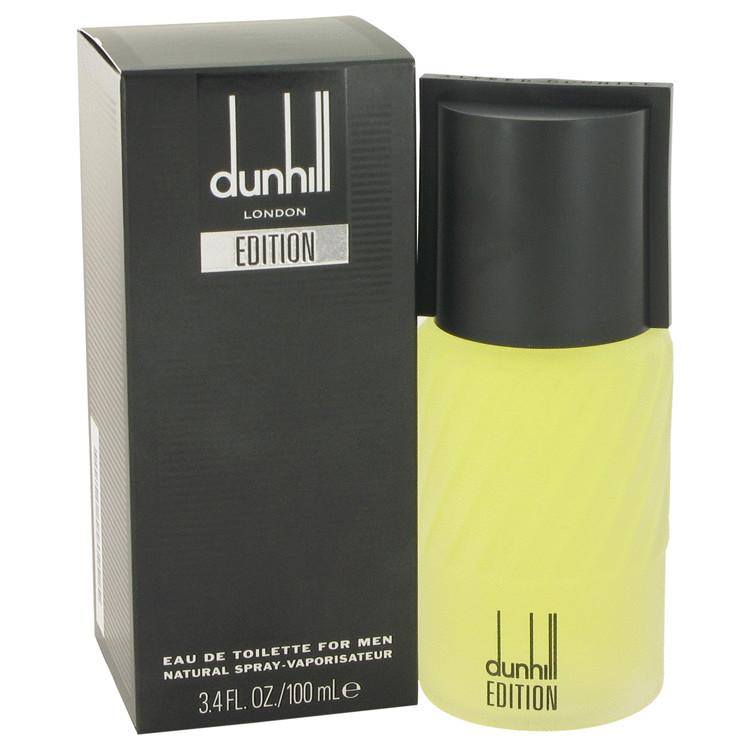 Dunhill Edition Eau De Toilette Spray By Alfred Dunhill 412473