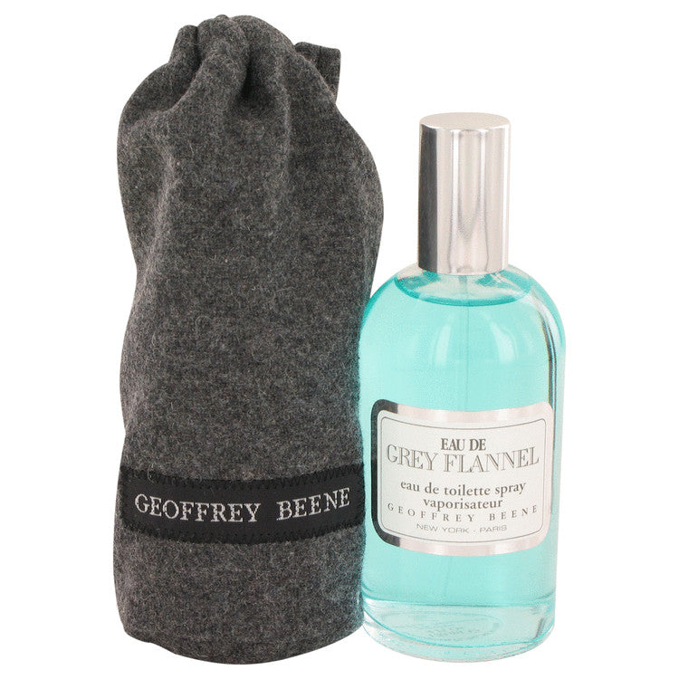 Eau De Grey Flannel Eau De Toilette Spray By Geoffrey Beene 412539