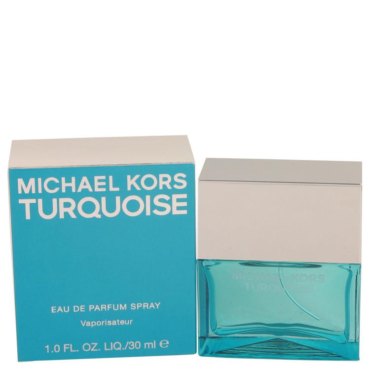 Load image into Gallery viewer, Michael Kors Turquoise Eau De Parfum Spray By Michael Kors 536603