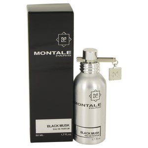 Load image into Gallery viewer, Montale Black Musk Eau De Parfum Spray (Unisex) By Montale 536047