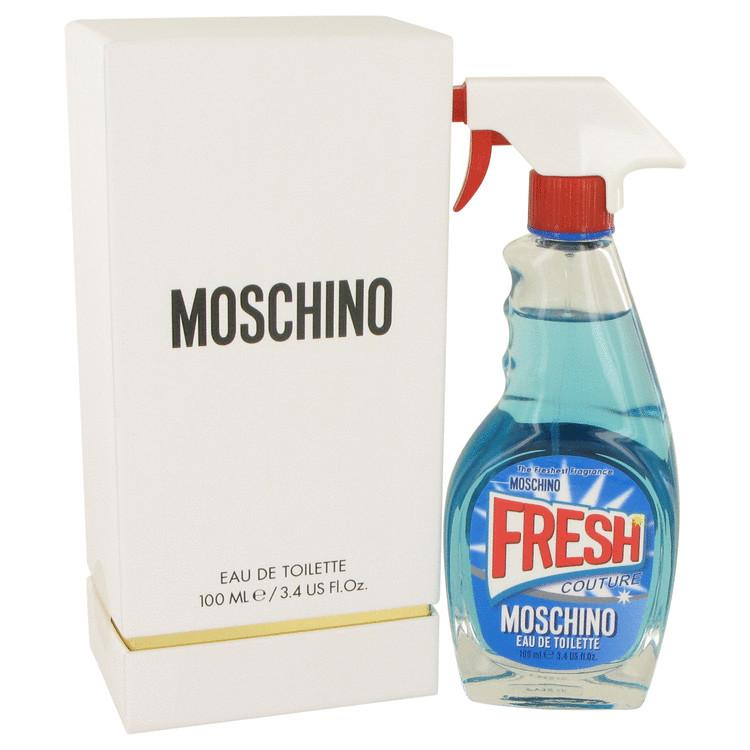 Moschino Fresh Couture Eau De Toilette Spray By Moschino 535052