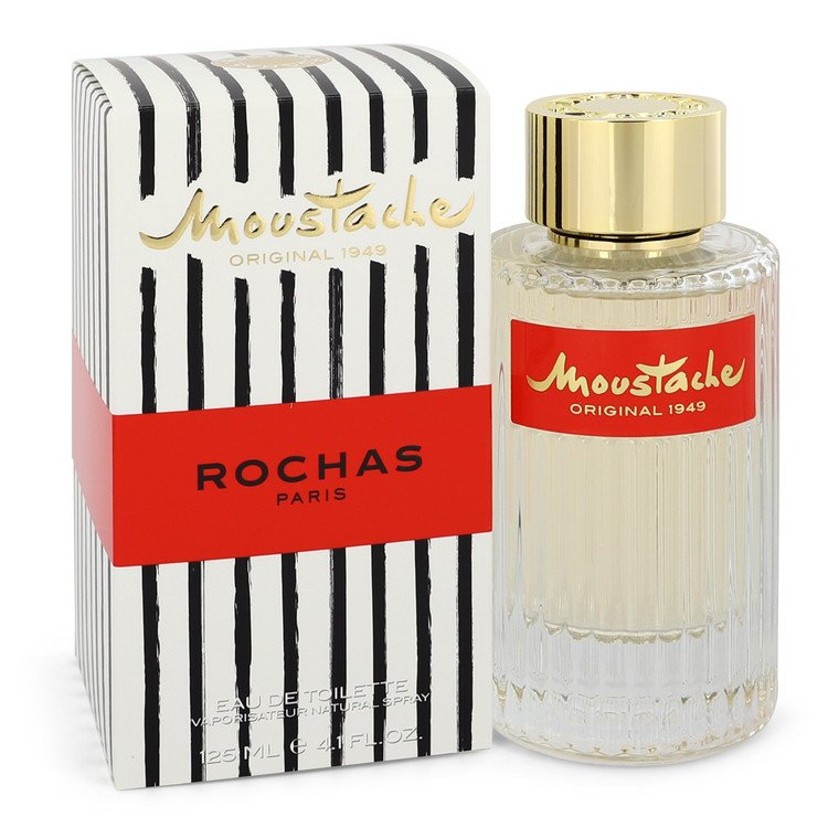 Moustache Eau De Toilette Spray By Rochas 548961