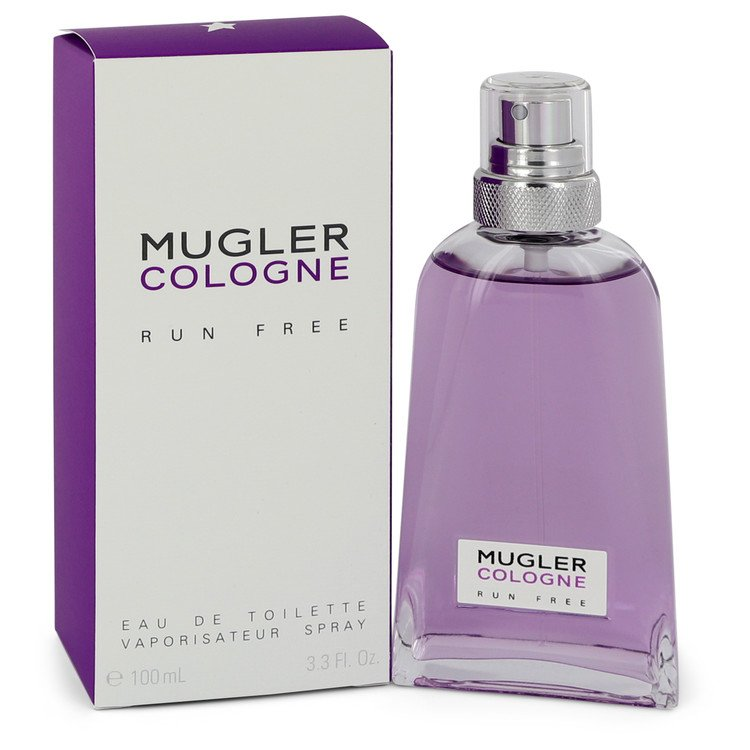 Mugler Run Free Eau De Toilette Spray (Unisex) By Thierry Mugler 547185