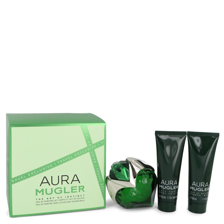 Load image into Gallery viewer, Mugler Aura Gift Set By Thierry Mugler 546014