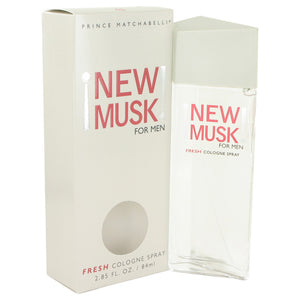 New Musk Cologne Spray By Prince Matchabelli 482542