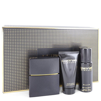 Nirvana Black Gift Set By Elizabeth And James   549122