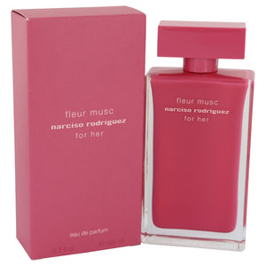 Load image into Gallery viewer, Narciso Rodriguez Fleur Musc Eau De Parfum Spray By Narciso Rodriguez 540468