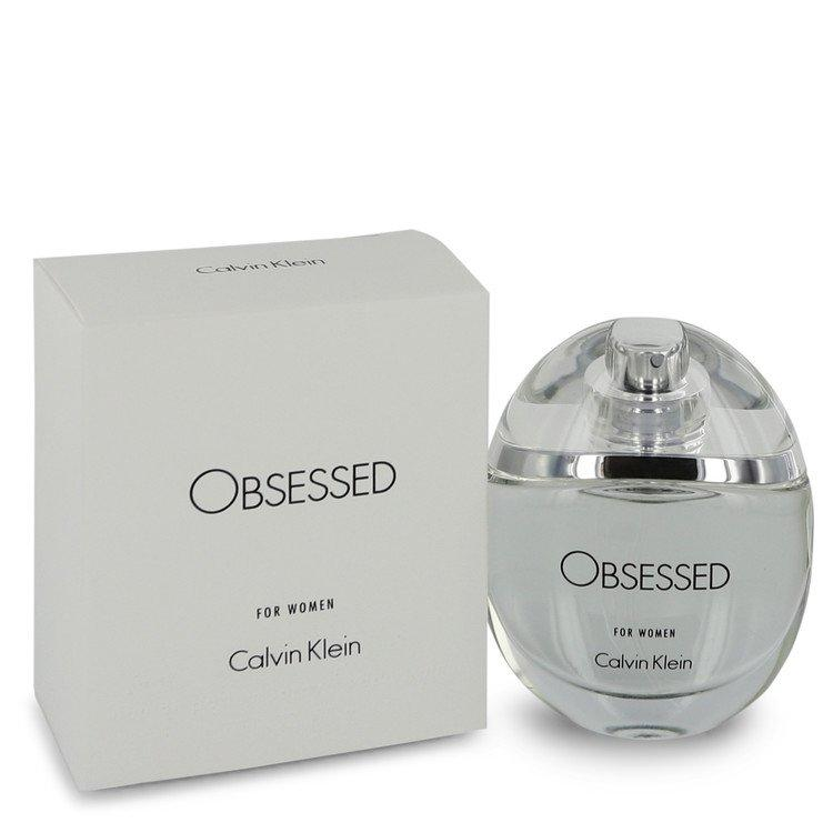 Obsessed Eau De Parfum Spray By Calvin Klein 543124