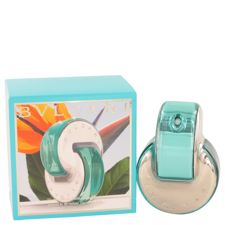 Omnia Paraiba Eau De Toilette Spray By Bvlgari 531690