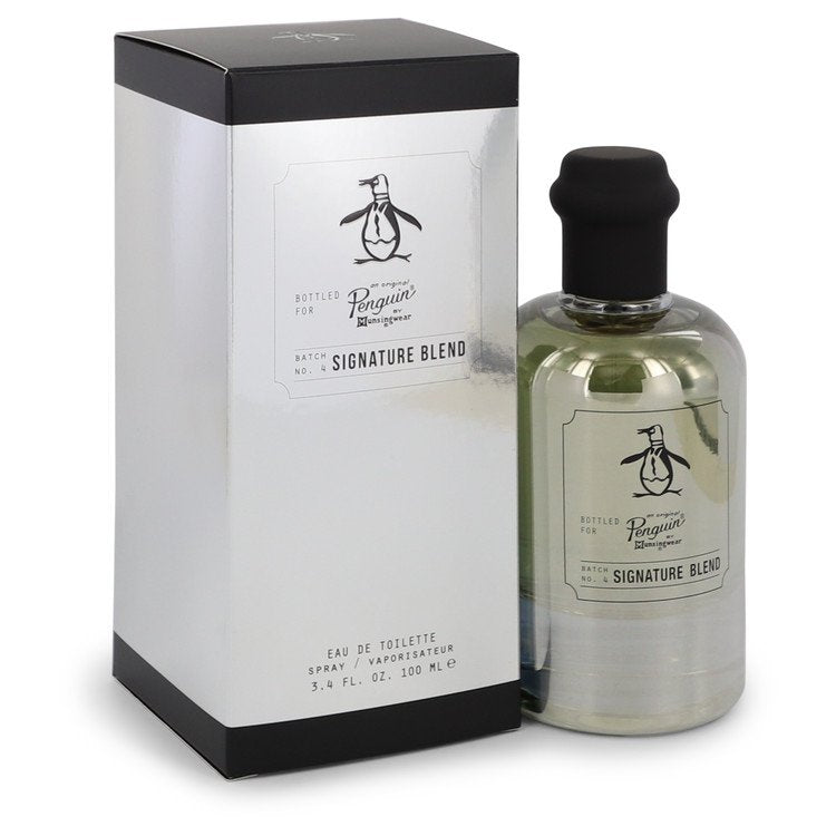 Original Penguin Signature Blend Eau De Toilette Spray By Original Penguin 544267