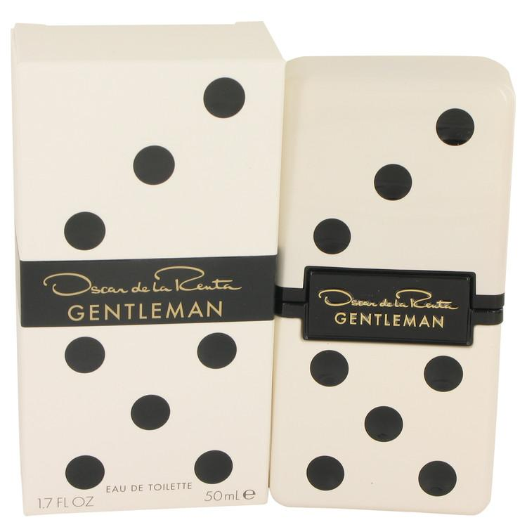 Oscar Gentleman Eau De Toilette Spray By Oscar De La Renta 536182