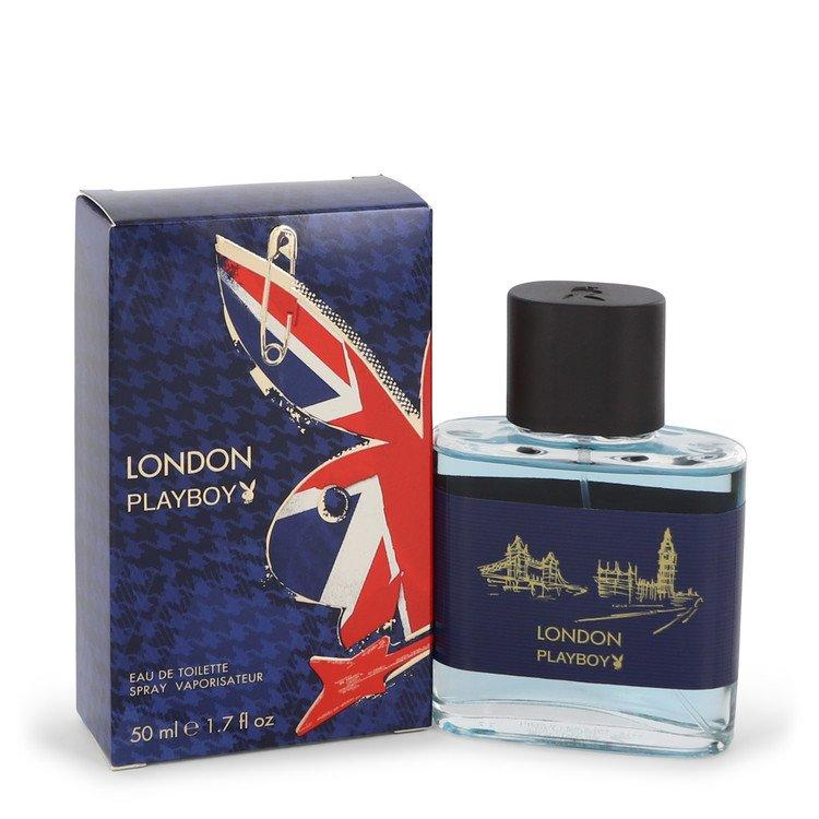 Playboy London Eau De Toilette Spray By Playboy 543736