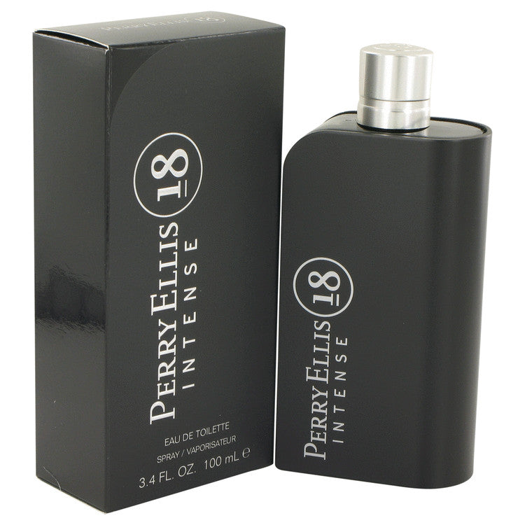 Perry Ellis 18 Intense Eau De Toilette Spray By Perry Ellis 476505