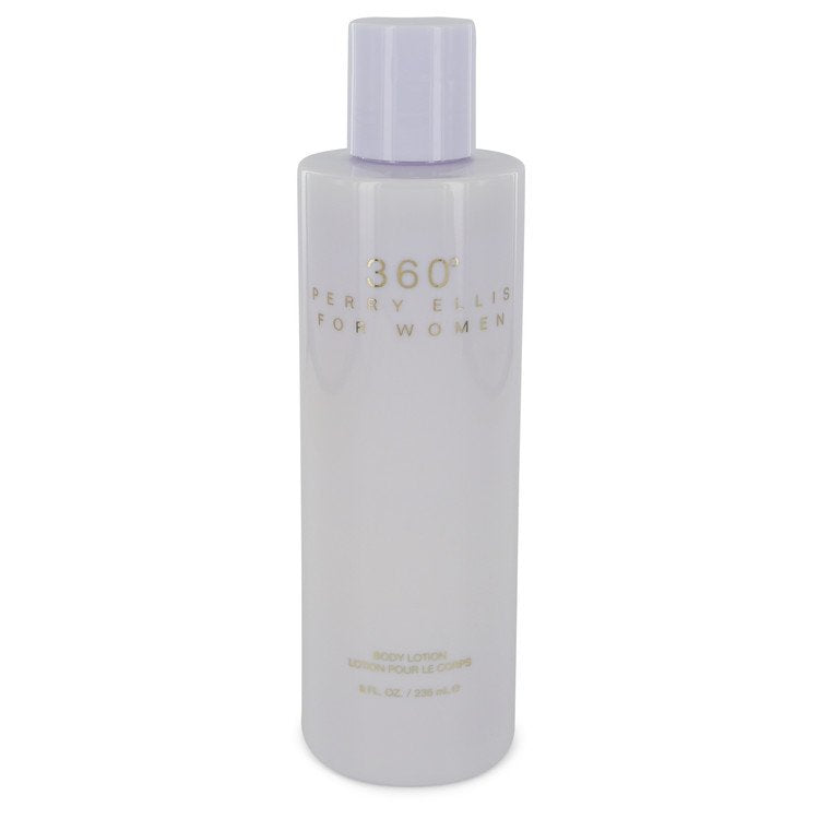 Perry Ellis 360 White Body Lotion By Perry Ellis 551307