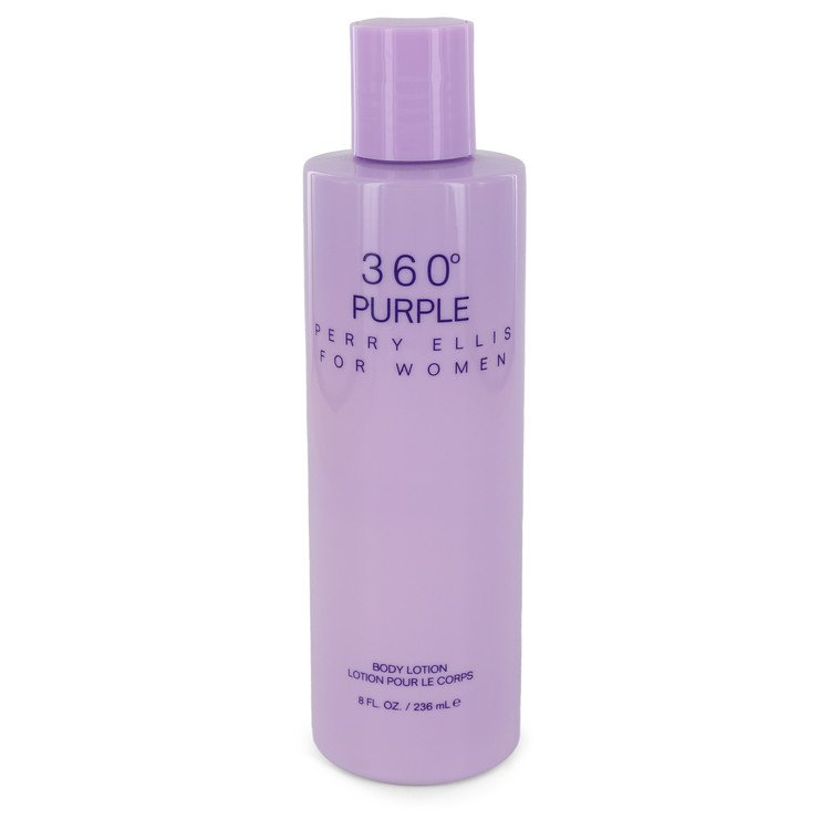 Perry Ellis 360 Purple Body Lotion By Perry Ellis 551305