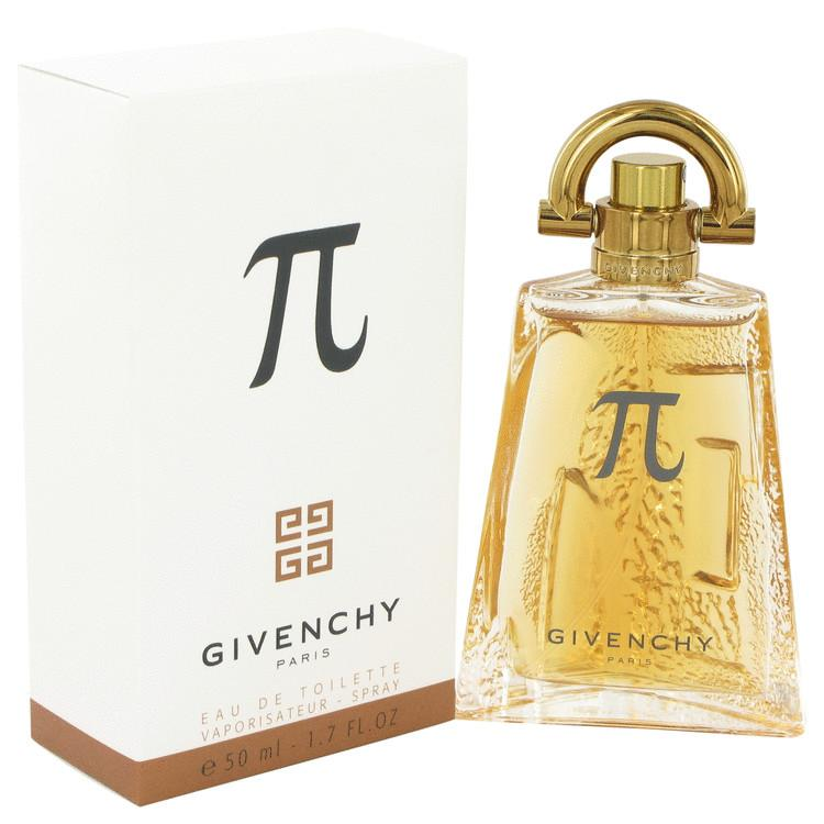 Pi Eau De Toilette Spray By Givenchy 400595
