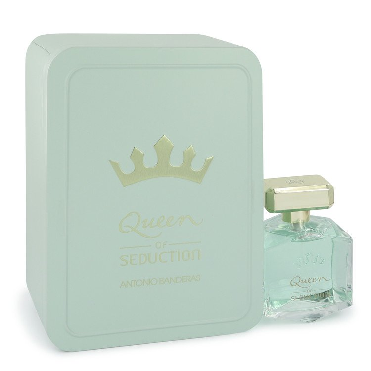 Queen Of Seduction Eau De Toilette Spray (Designer Packaging) By Antonio Banderas 542542