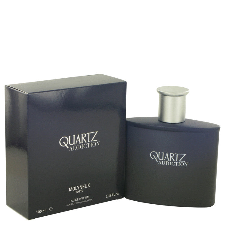 Quartz Addiction Eau De Parfum Spray By Molyneux 511839