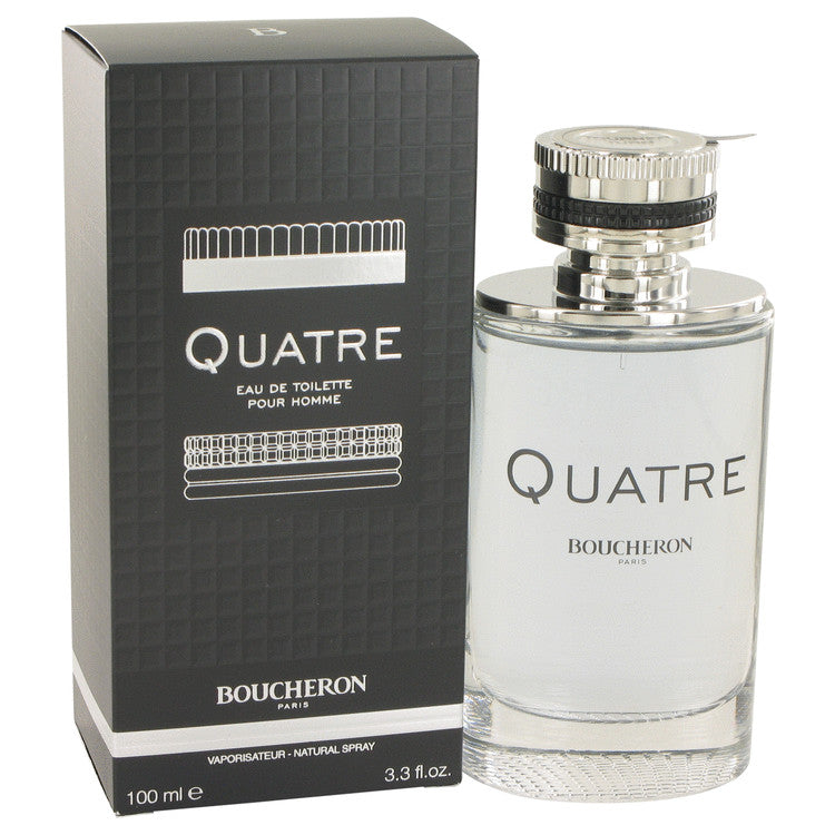 Quatre Eau De Toilette Spray By Boucheron 518671
