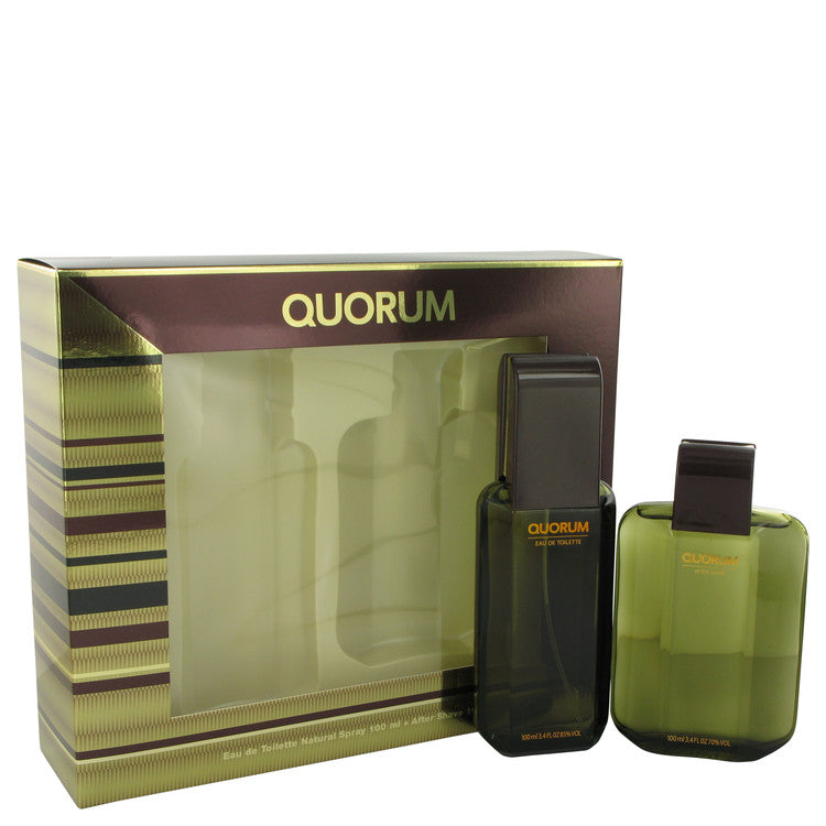 Quorum Gift Set By Antonio Puig 435169