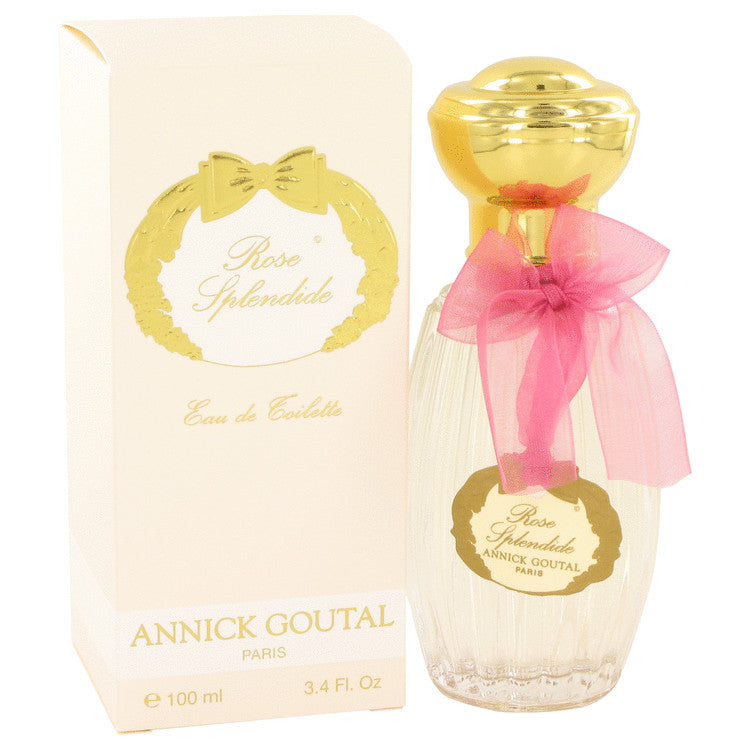 Rose Splendide Eau De Toilette Spray By Annick Goutal 467720