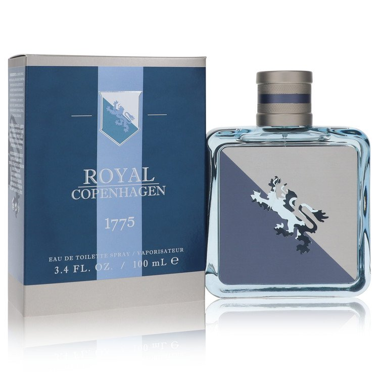 Royal Copenhagen 1775 Eau De Toilette Spray By Royal Copenhagen