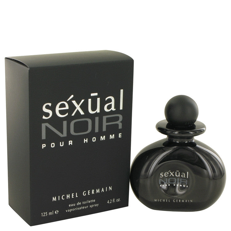 Sexual Noir Eau De Toilette Spray By Michel Germain 502772
