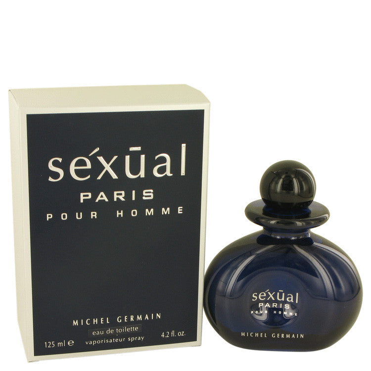 Sexual Paris Eau De Toilette Spray By Michel Germain 535169