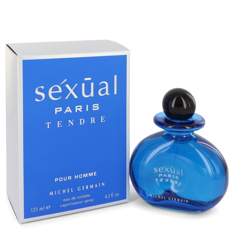 Sexual Tendre Eau De Toilette Spray By Michel Germain