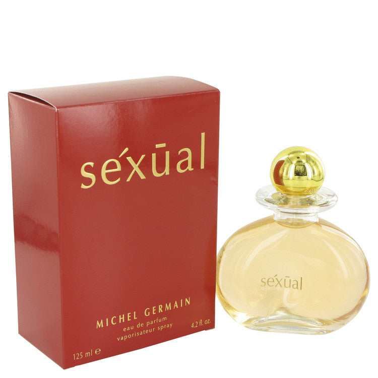 Sexual Eau De Parfum Spray (Red Box) By Michel Germain