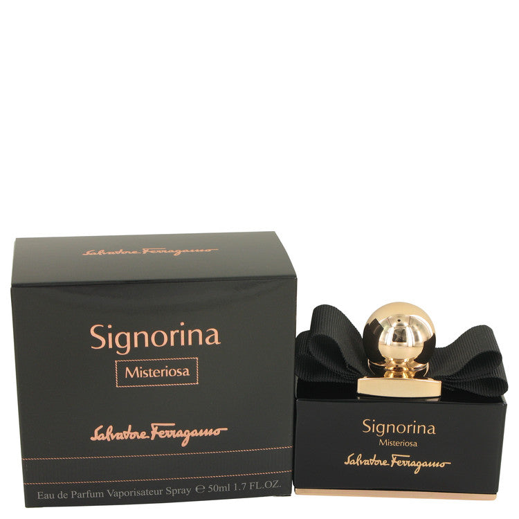 Load image into Gallery viewer, Signorina Misteriosa Eau De Parfum Spray By Salvatore Ferragamo 536271