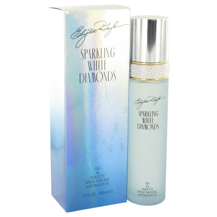 Sparkling White Diamonds Eau De Toilette Spray By Elizabeth Taylor 511043