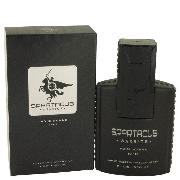 Spartacus Warrior Eau De Toilette Spray By Yzy Perfume 492243