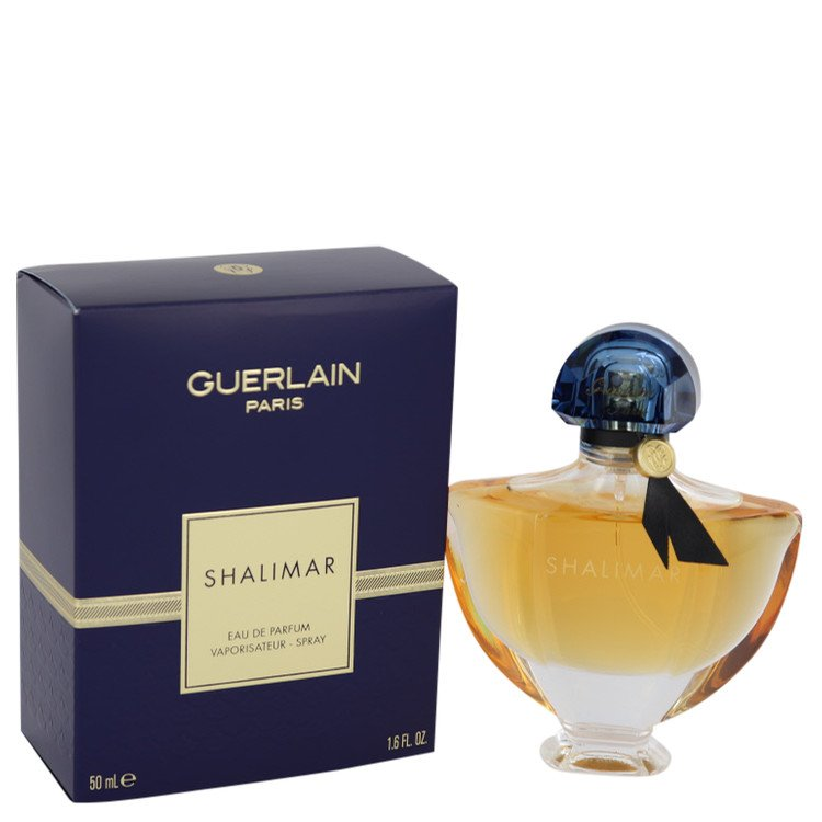 Shalimar Eau De Parfum Spray By Guerlain 461278