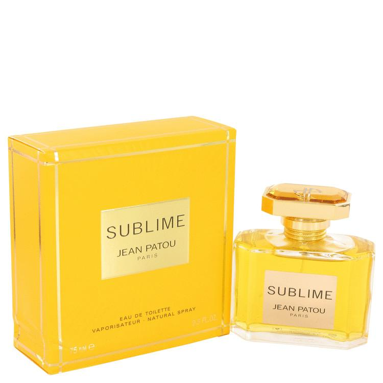 Sublime Eau De Toilette Spray By Jean Patou 498745