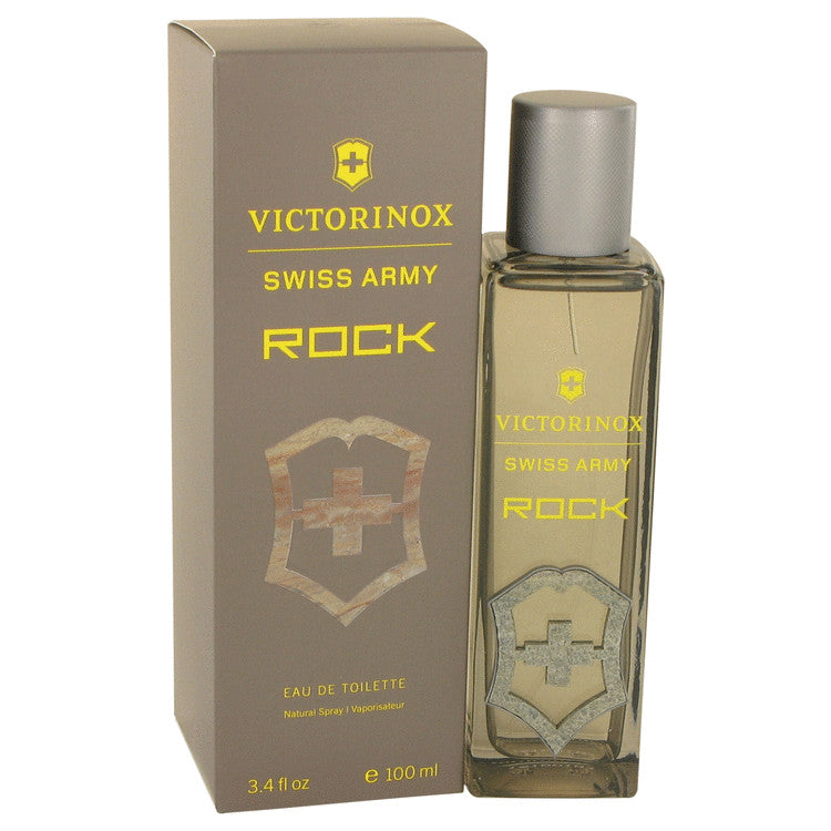 Swiss Army Rock Eau De Toilette Spray By Victorinox 533950