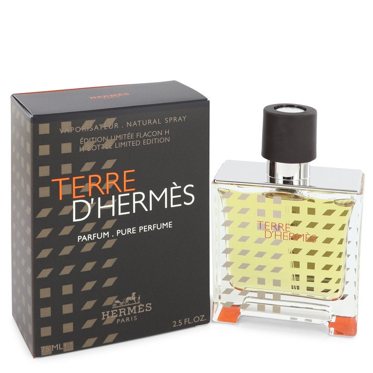 Terre D'hermes Pure Perfume Spray (Limited Edition 2019) By Hermes 546622