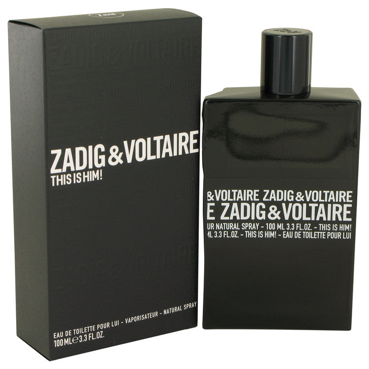 This Is Him Eau De Toilette Spray By Zadig & Voltaire