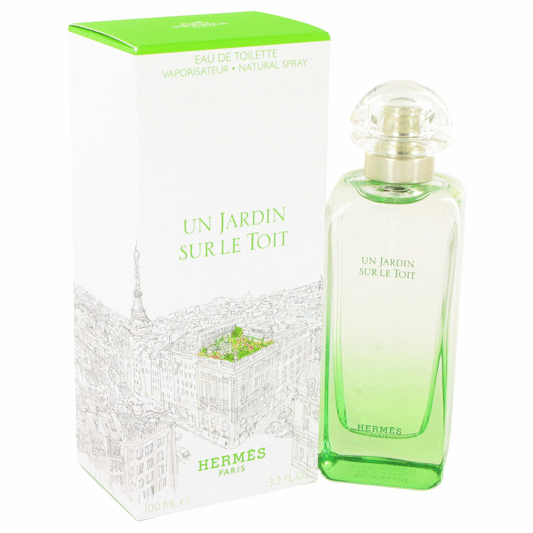 Load image into Gallery viewer, Un Jardin Sur Le Toit Eau De Toilette Spray By Hermes 489520