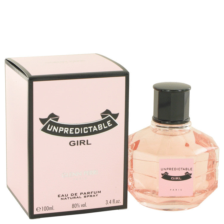 Unpredictable Girl Eau De Parfum Spray By Glenn Perri 501334