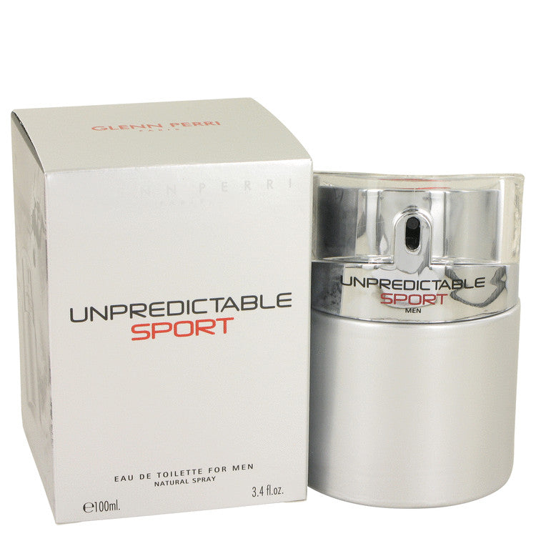 Unpredictable Sport Eau De Toilette Spray By Glenn Perri 535147