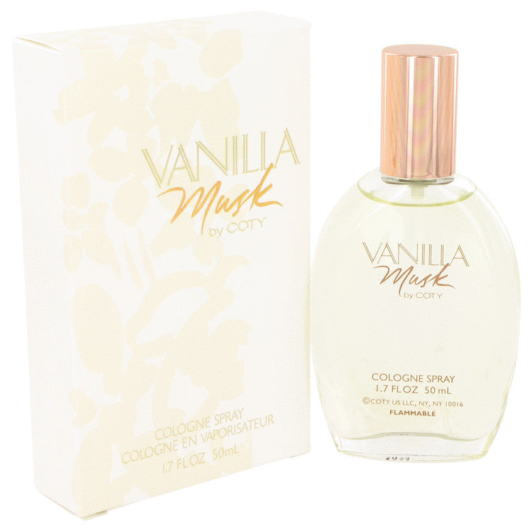 Load image into Gallery viewer, Vanilla Musk Cologne Spray By Coty 425386