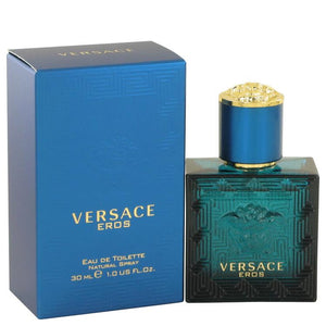 Versace Eros Eau De Toilette Spray By Versace 502083