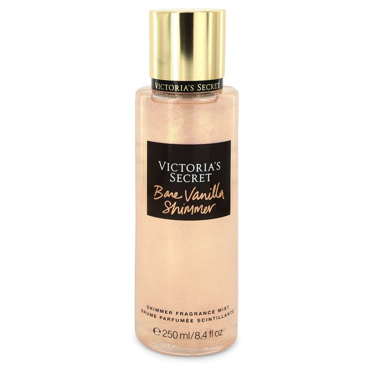 Victoria's Secret Bare Vanilla Shimmer Fragrance Mist Spray By Victoria's Secret