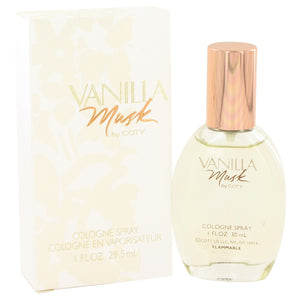 Vanilla Musk Cologne Spray By Coty 455434